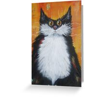 Who.....Me? Greeting Card