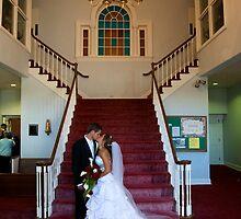 Staircase of Faith by Ann Rodriquez