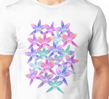 Hawaiian flowers Unisex T-Shirt
