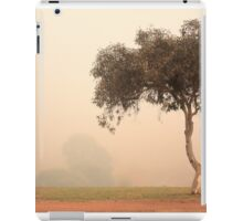 Foggy Morning, Bridgetown, Western Australia iPad Case/Skin