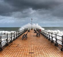 Swanage pier without the ND filter by greenbunion