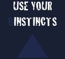 Use Your Instincts by Benjamin Hargrave