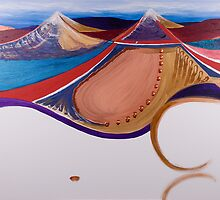 Dreamscape by Susan A Wilson