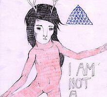 I Am Not A Robot by fairy-milk