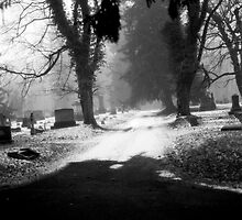 Ashland Cemetary by Jean Macaluso