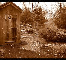 The outhouse. by creepy1
