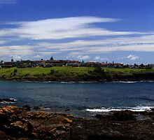 Marsden Headland, Kiama, New South Wales. by Andy Newman