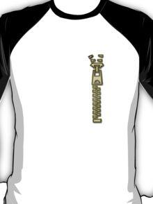 ZIPPER - funny, humor, cool T-Shirt