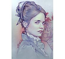 Miss Ives Photographic Print