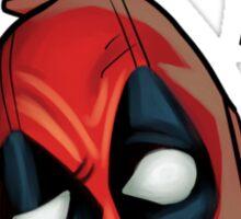 Deadpool - You Sound Crazy Sticker