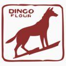 Dingo Flour Mill by Grant Bissett