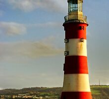 Smeaton's Tower  by phil hemsley