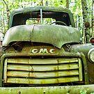 GMC Truck by dbvirago
