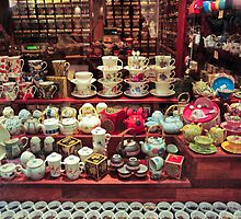 Tea anyone? by Margaret Whyte