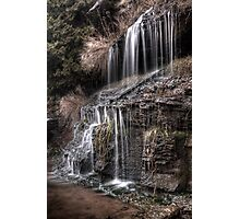 Old Falls Photographic Print