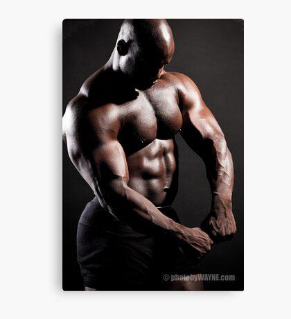 Strong man Canvas Print
