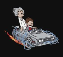 Great Scott !!! Baby Tee