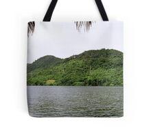 an unbelievable Ghana landscape Tote Bag