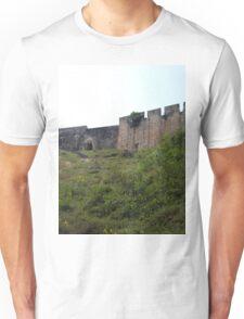 a desolate Ghana landscape Unisex T-Shirt
