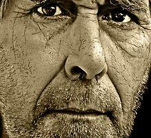 shane - a portrait by Kath Dumesny