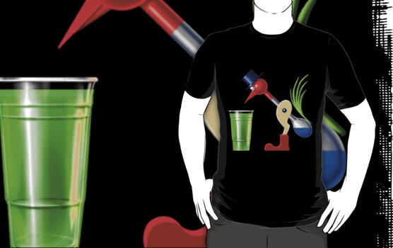 The Drinking Bird by Mike Cressy
