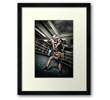 Ty Muay Thai 1 Framed Print