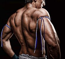 Mehdi Muay Thai - Back by hangingpixels