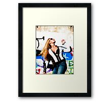 good to be young Framed Print