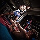Fight - Mehdi - Ty by hangingpixels