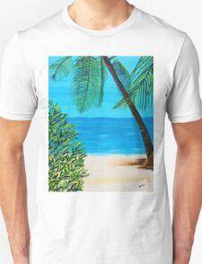 Caimans Island Beach T-Shirt