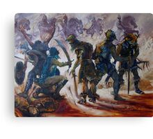 Yurak Hai Warriors - Lord of the Rings Canvas Print