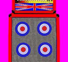 Brit Pop by Auslandesign