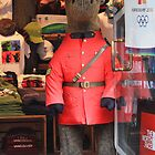 Royal Canadian Mounted Moose by BlueFeather