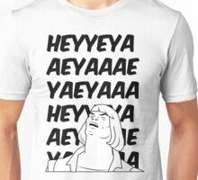 He-Man Sings! (white) Unisex T-Shirt