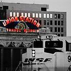 Neon Union Station by ShotByAWolf