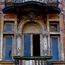 """City Life - """"Balconies, Windows, Shutters"""" p.4 by Denis Molodkin"""