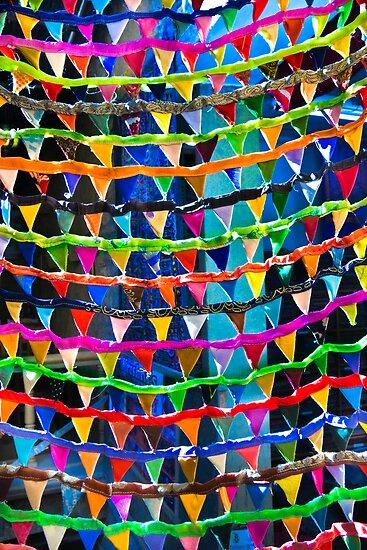 Triangular Bliss by Glen Allison