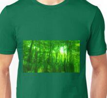 Green Wood Serie n°4 Unisex T-Shirt
