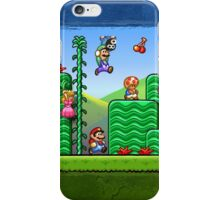 Super Mario 2 iPhone Case/Skin