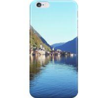Hallstatt iPhone Case/Skin