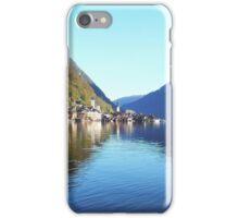 Hallstatt iPhone Case/Skin