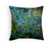Beauty is the entropy of a starlit sky Throw Pillow