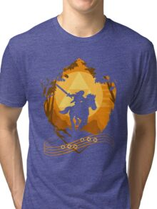 Epona's Song Tri-blend T-Shirt