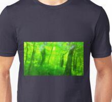 Green Wood Serie n°5 Unisex T-Shirt