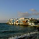 Mykonos Chora ~ Little Venice by The Creative Minds