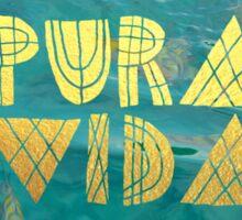 PURA VIDA 1 Sticker