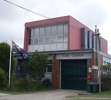 Forestville 51 Fire Station by roybob