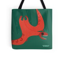 Jovial Jeholopterus Tote Tote Bag