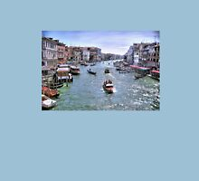 Rush Hour In Venice! Unisex T-Shirt