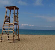beach by Pavlos  Marinis